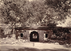 The Sally Port, Seringapatam